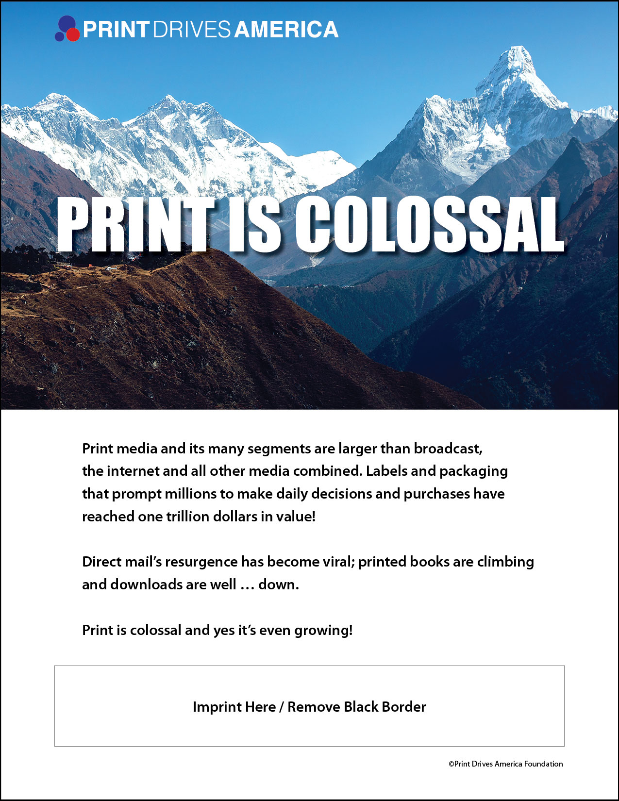 Print is Colossal
